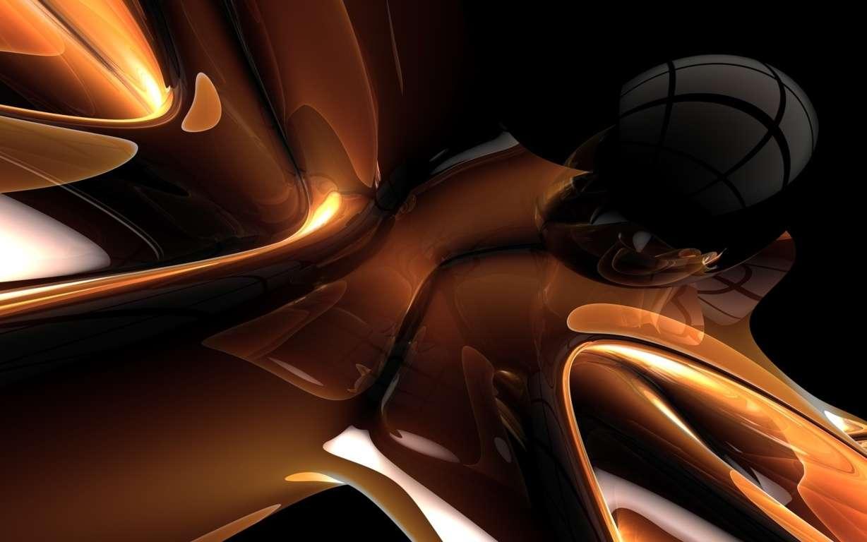 3D Abstract CGI Wallpaper 103