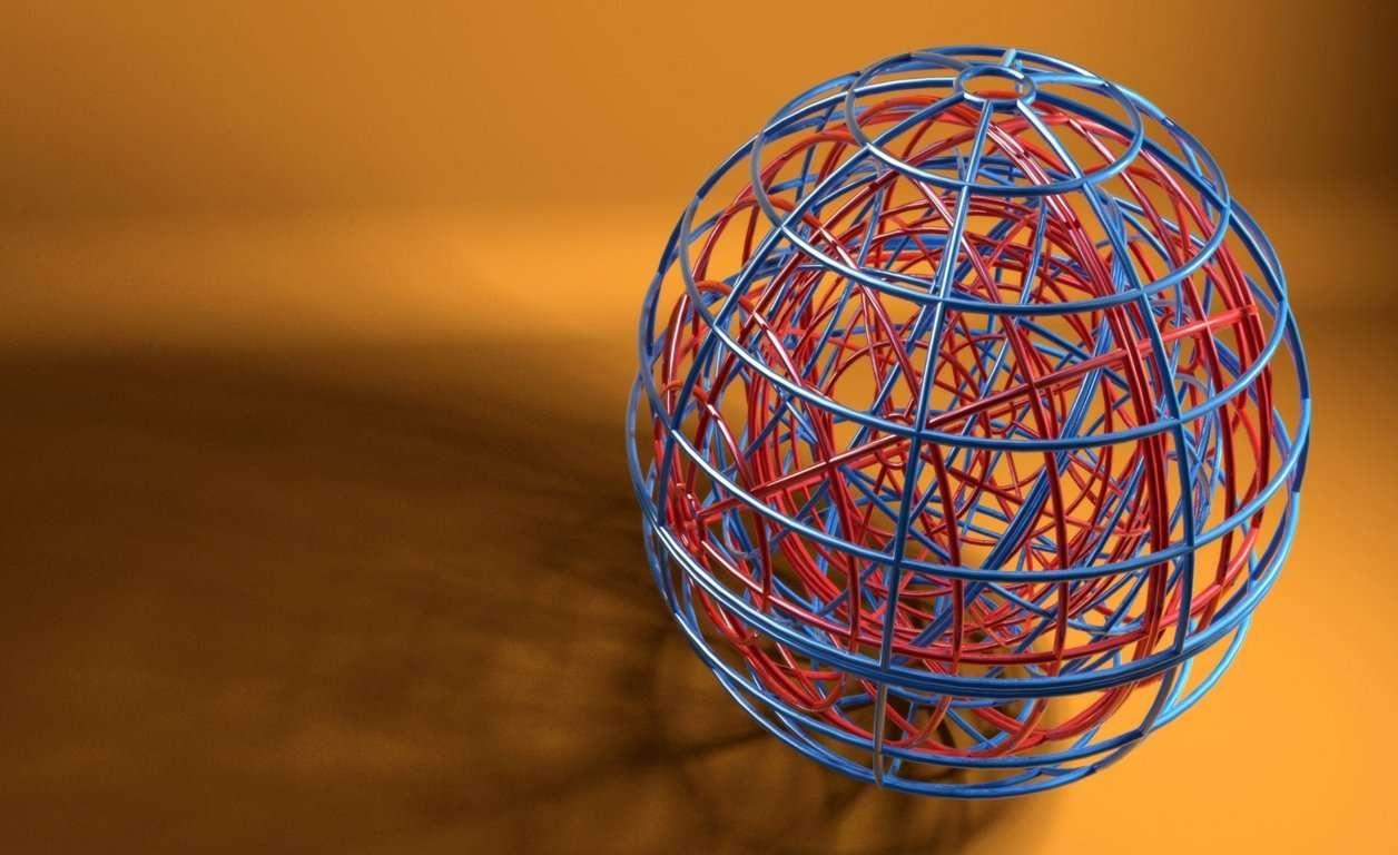 3D Abstract CGI Wallpaper 113
