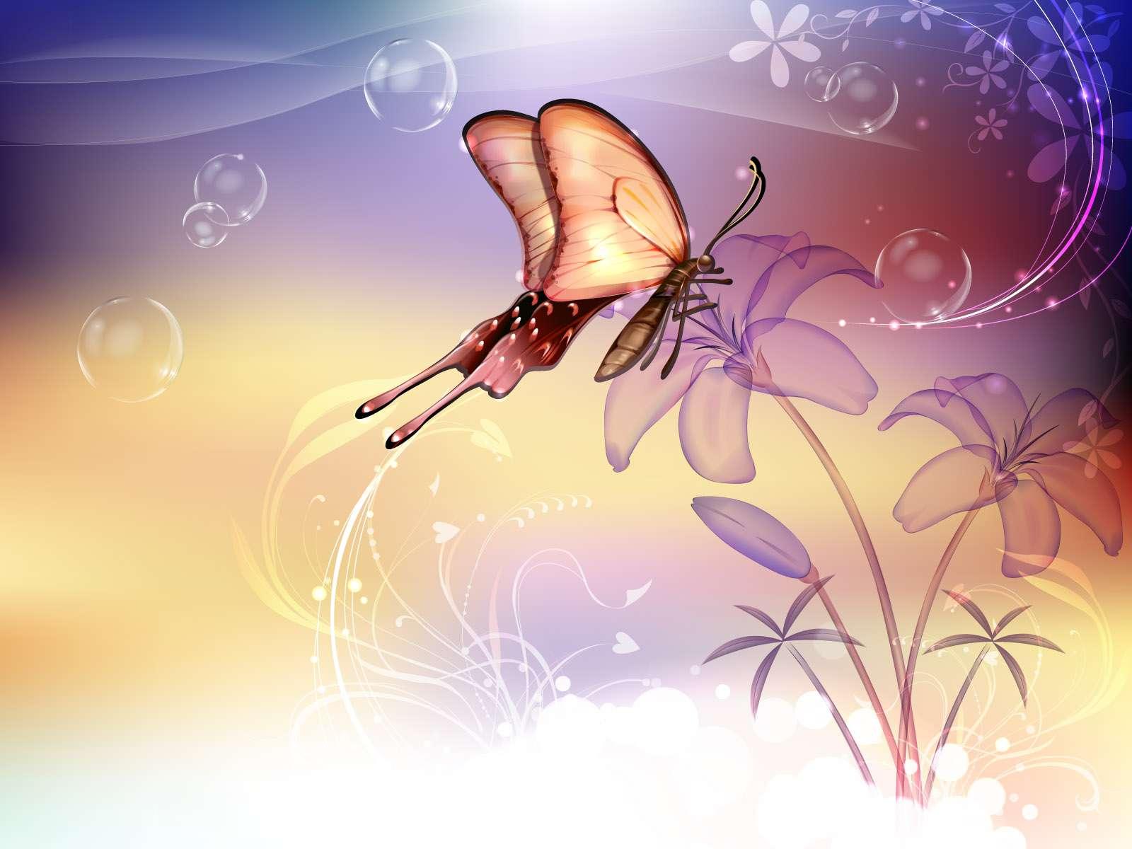Butterfly Wallpaper 037