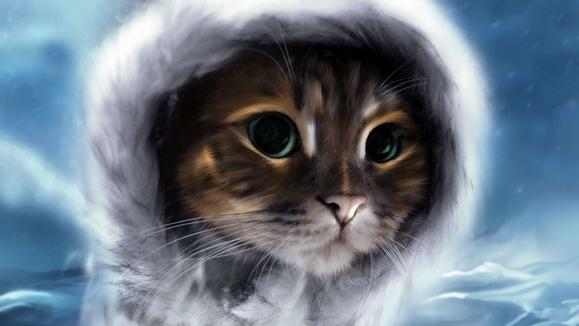 Cat Wallpaper 012