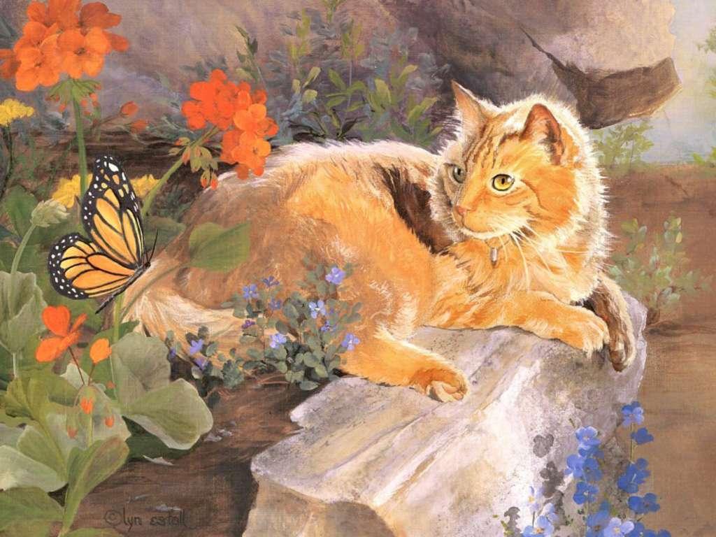 Cat Wallpaper 111