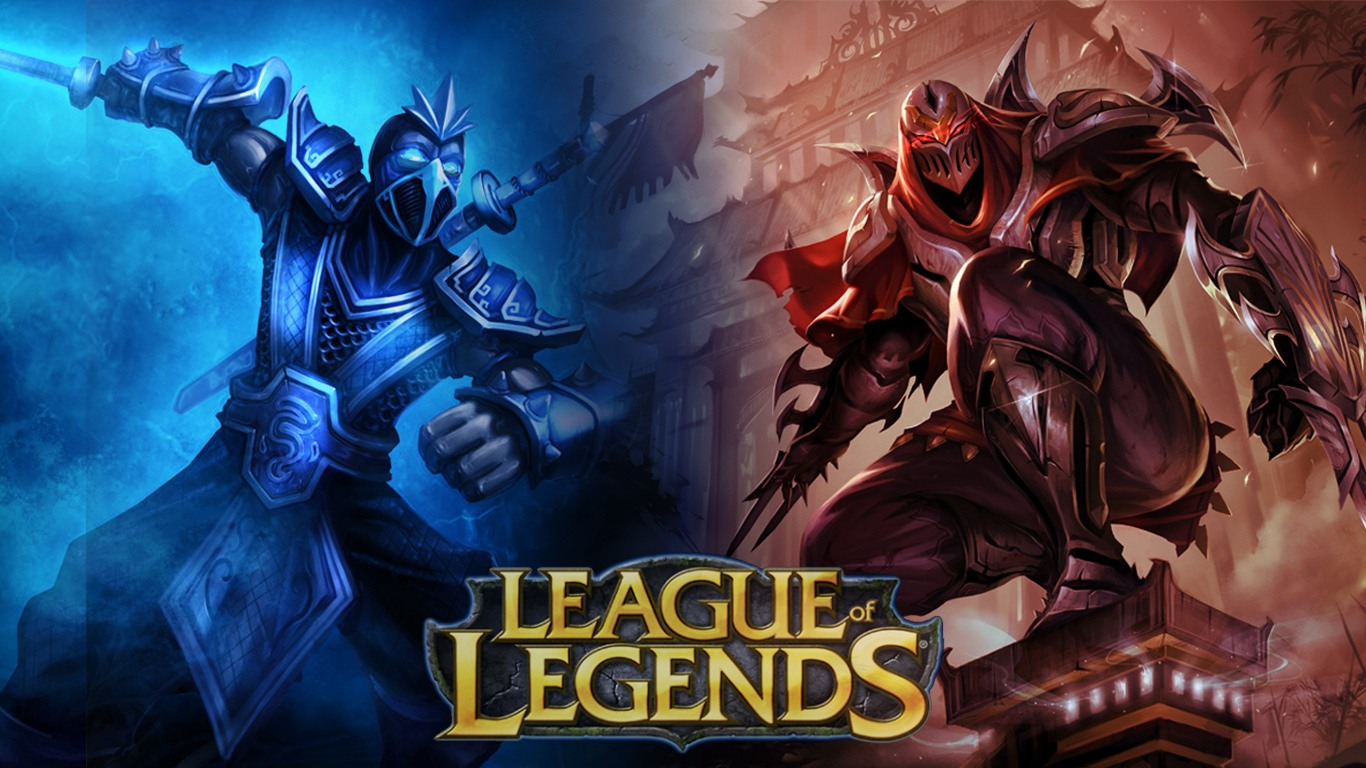League of Legends Wallpaper 032
