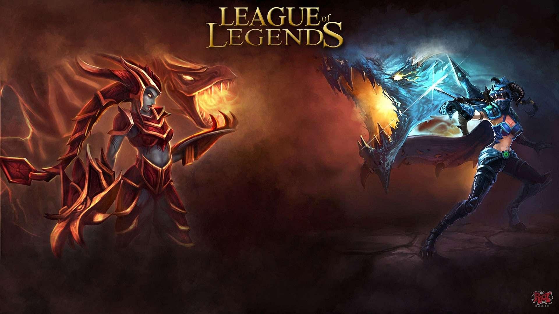 League of Legends Wallpaper 049