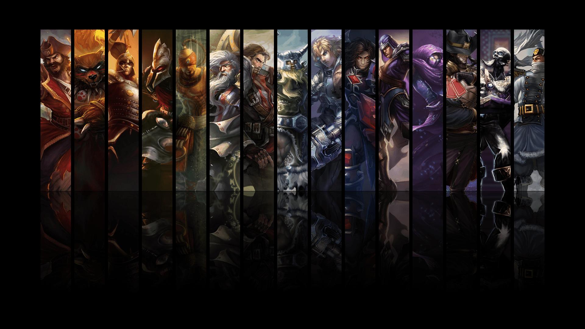 League of Legends Wallpaper 058