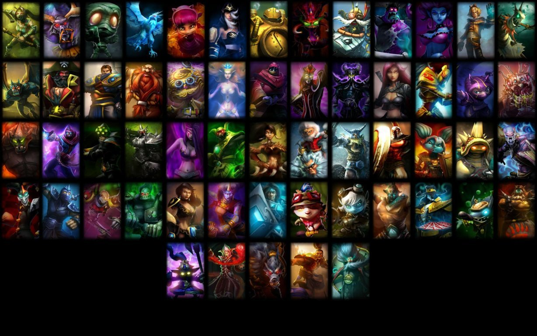 League of Legends Wallpaper 061