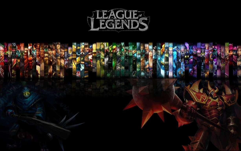 League of Legends Wallpaper 074