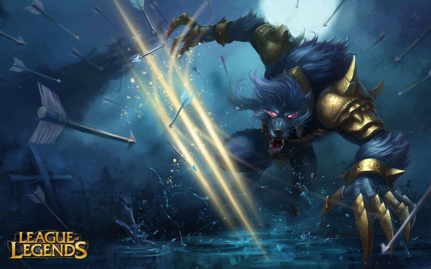 League of Legends Wallpaper 110