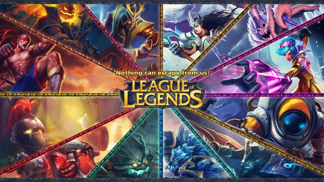 League of Legends Wallpaper 146