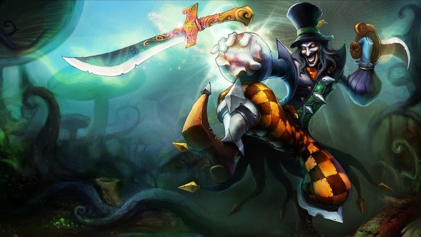 League of Legends Wallpaper 154