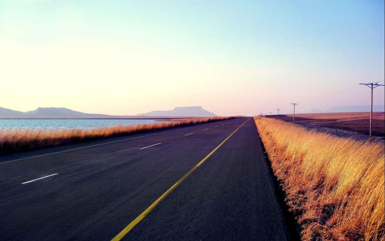 Road Wallpaper 016