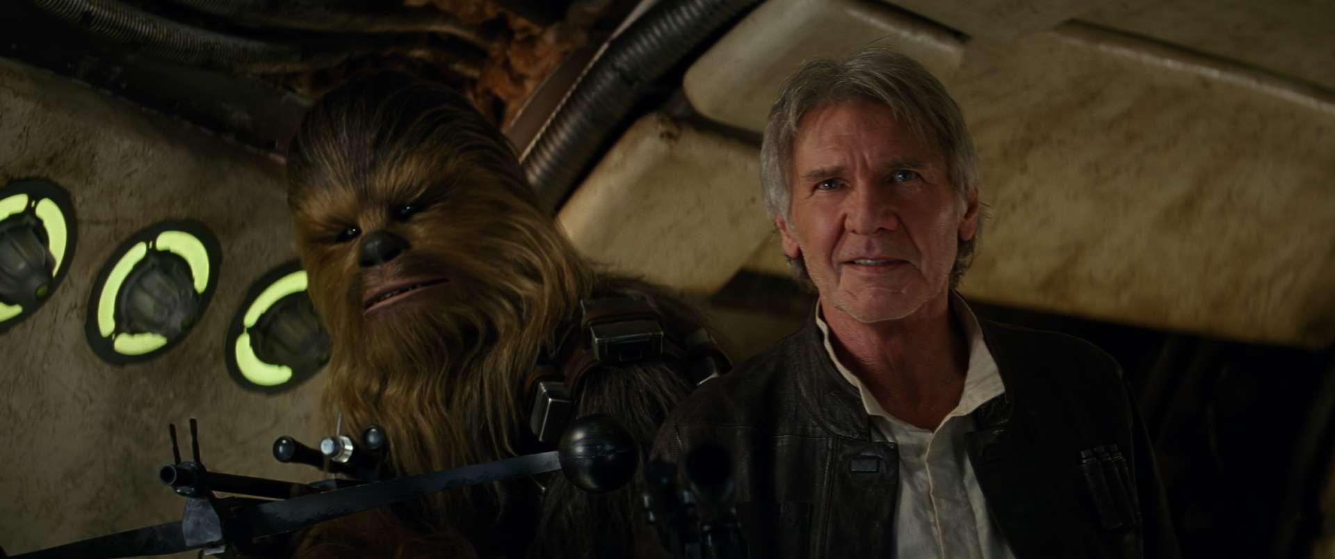 Star Wars Episode VII The Force Awakens Wallpaper 010