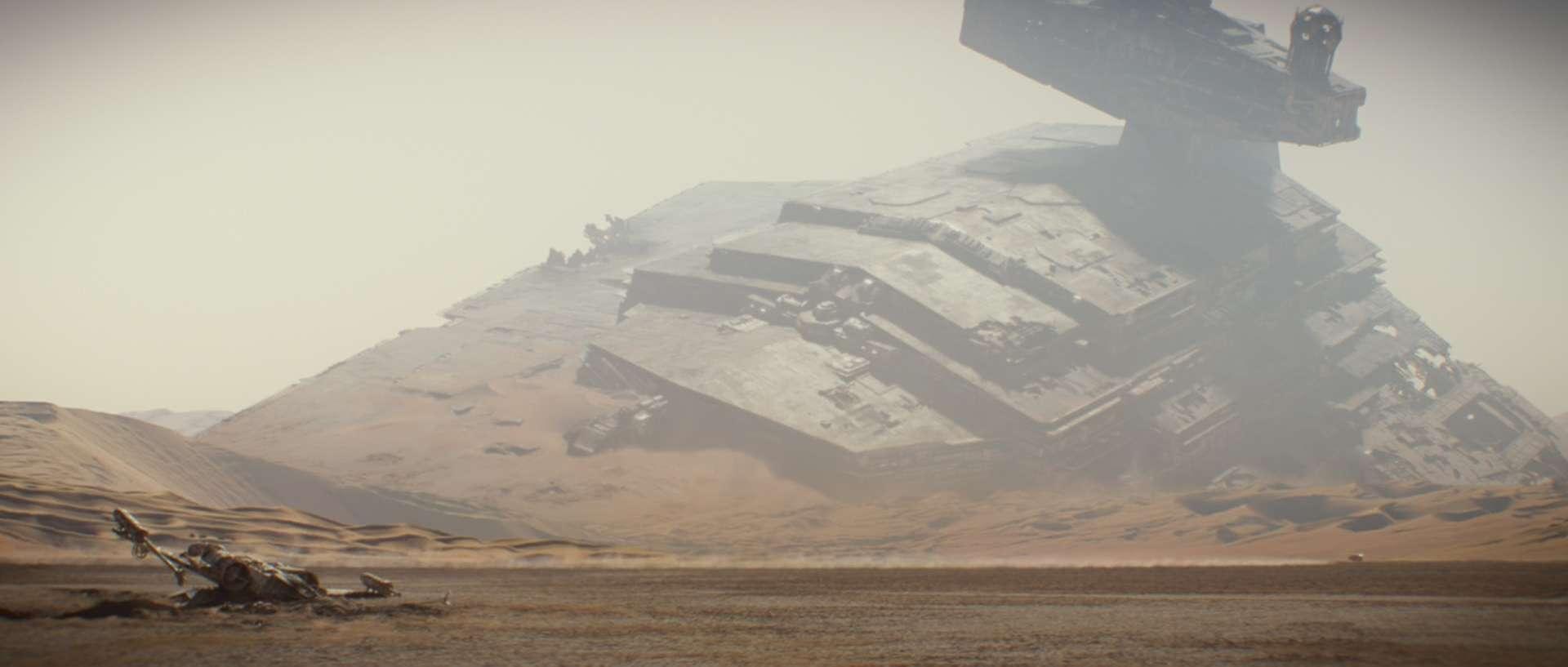 Star Wars Episode VII The Force Awakens Wallpaper 014