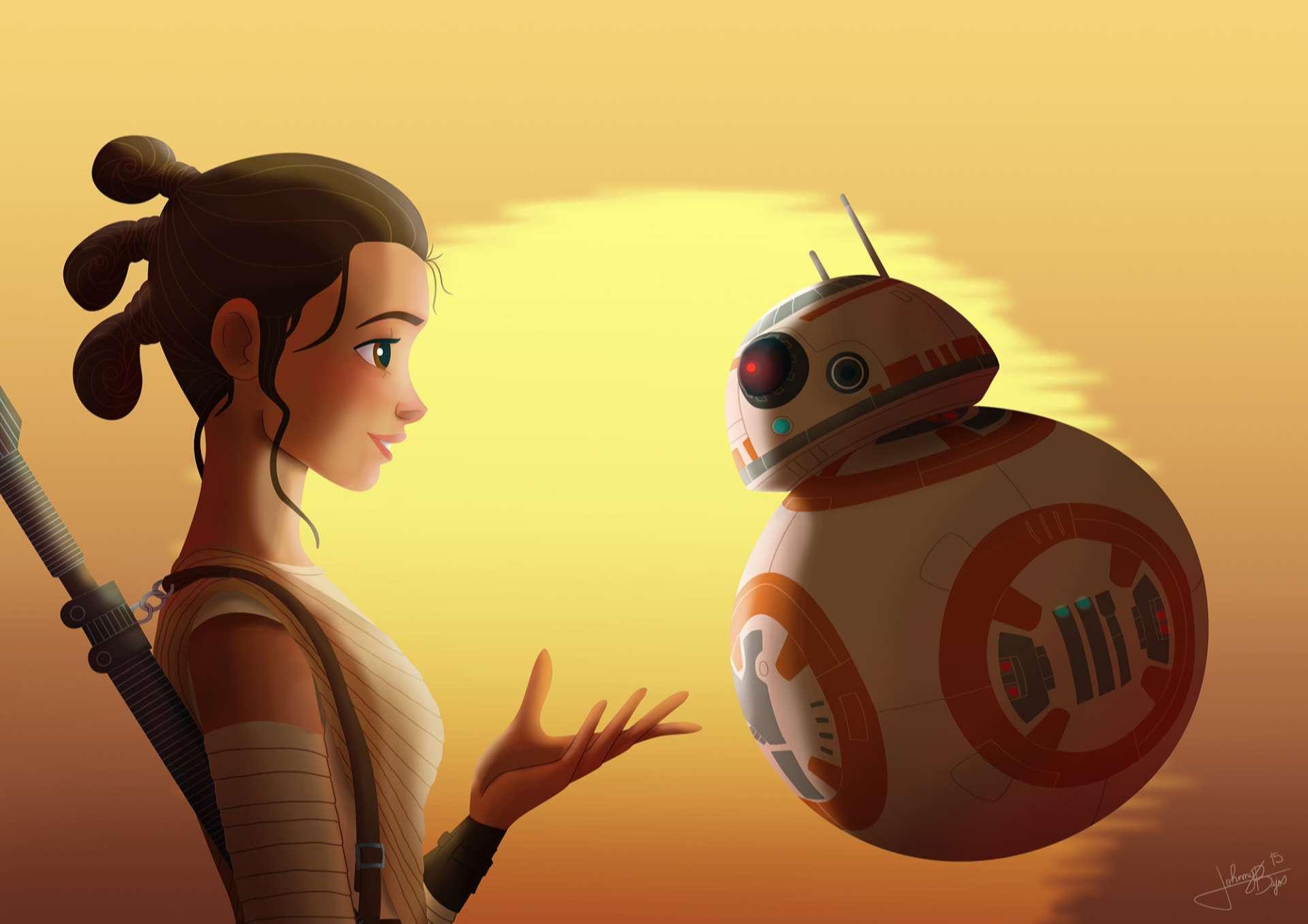Star Wars Episode VII The Force Awakens Wallpaper 023