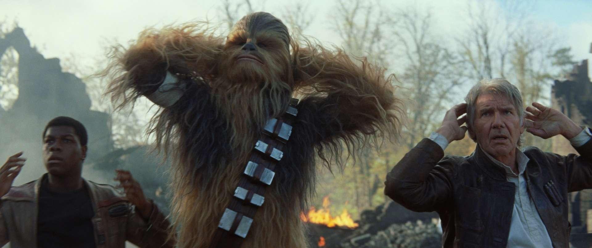 Star Wars Episode VII The Force Awakens Wallpaper 063