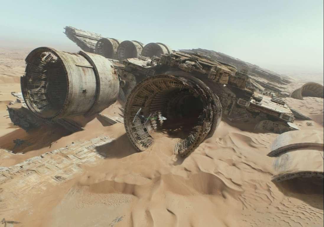 Star Wars Episode VII The Force Awakens Wallpaper 077