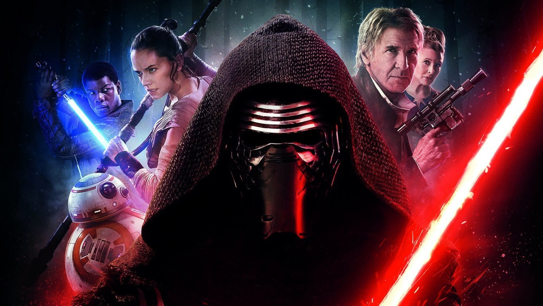 Star Wars Episode VII The Force Awakens Wallpaper 090