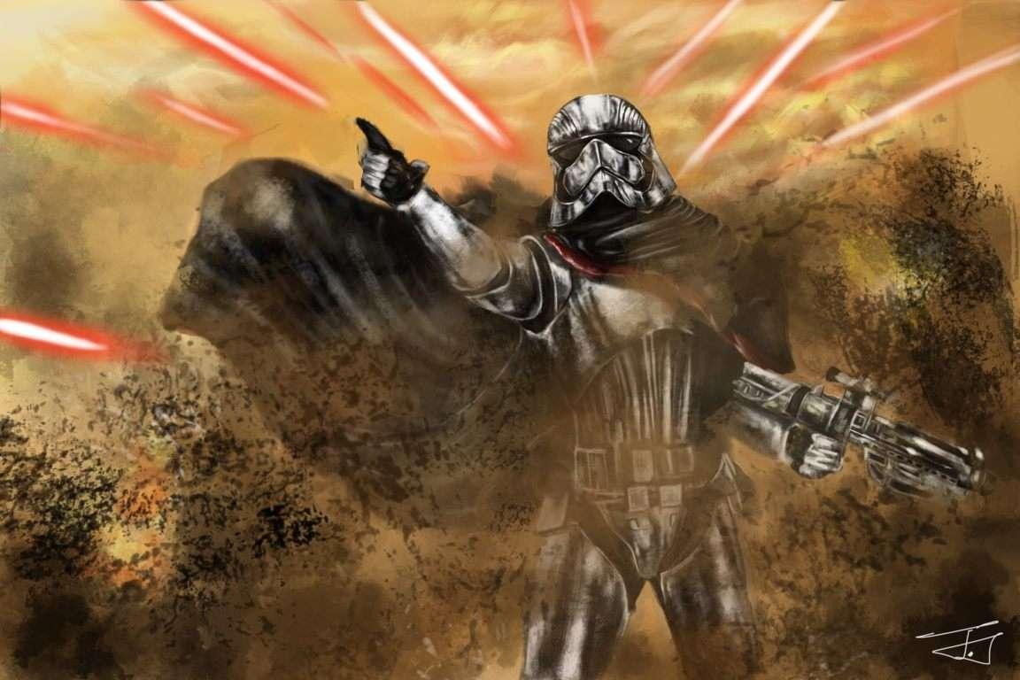 Star Wars Episode VII The Force Awakens Wallpaper 097