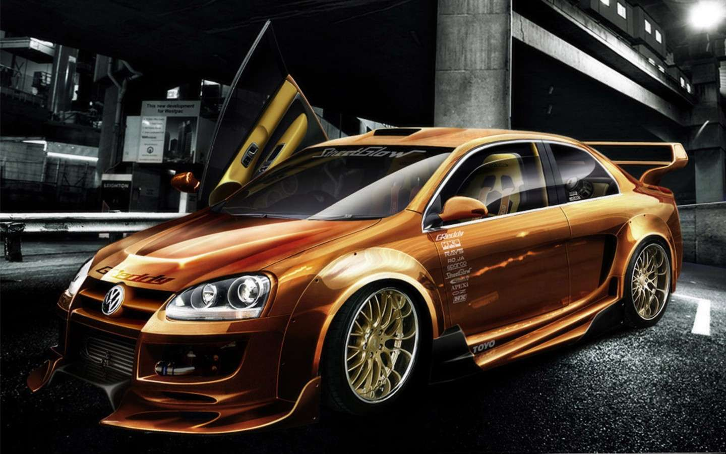 Tuning Cars Wallpaper 081