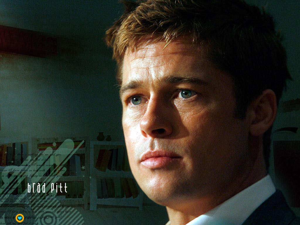 Brad Pitt Wallpaper 7