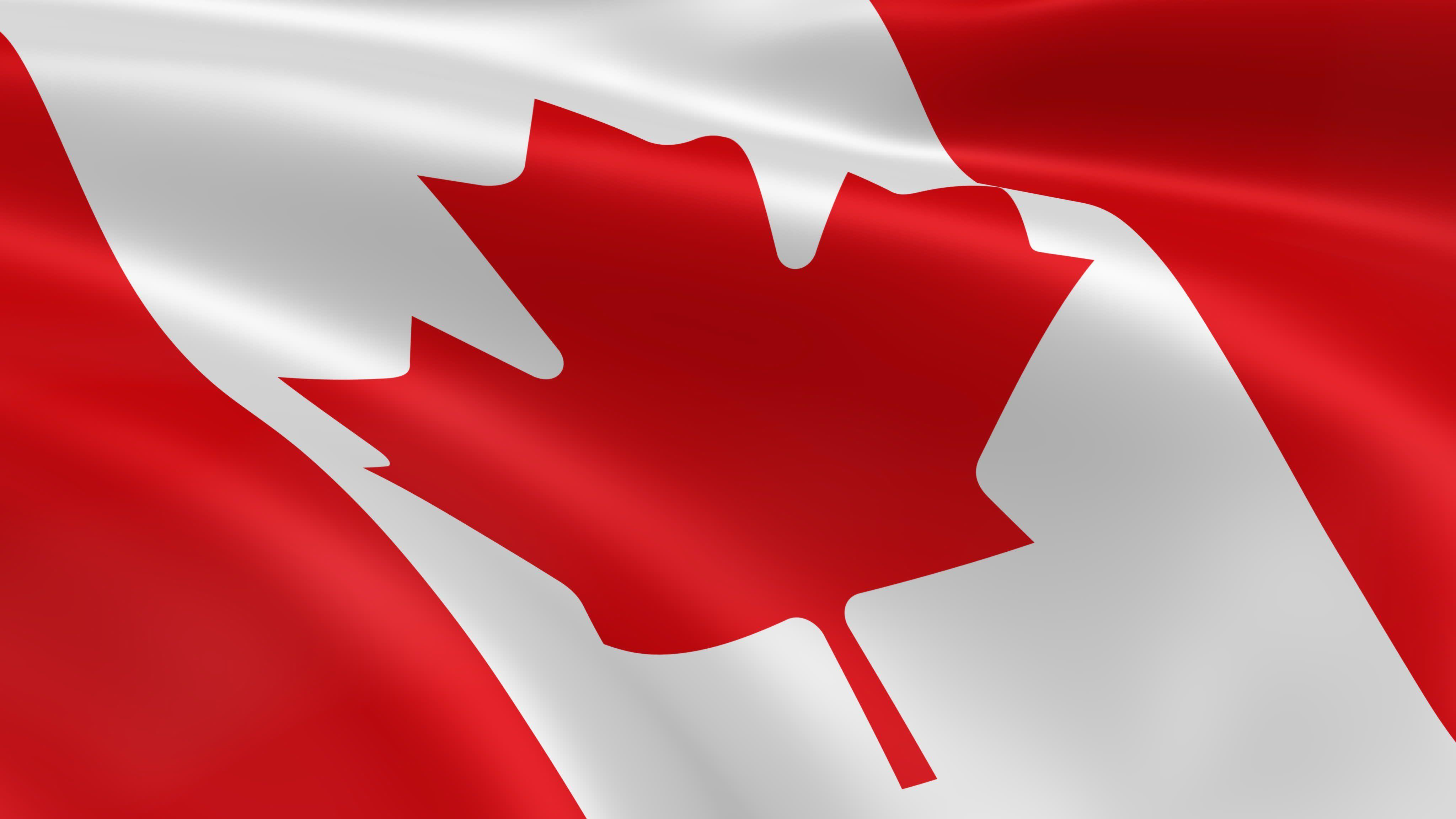 Canada Flag Wallpaper 1