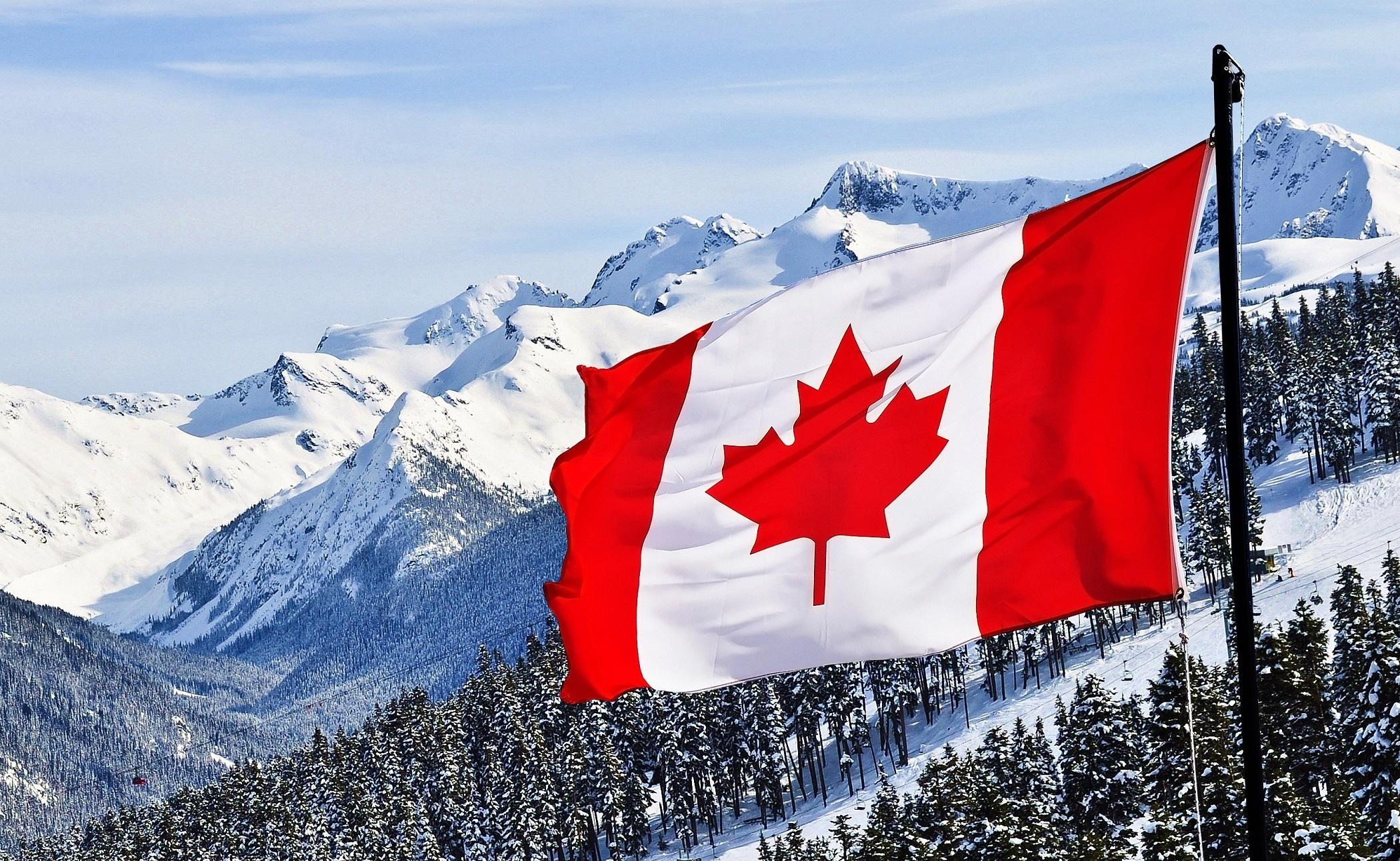 Canada Flag Wallpaper 11