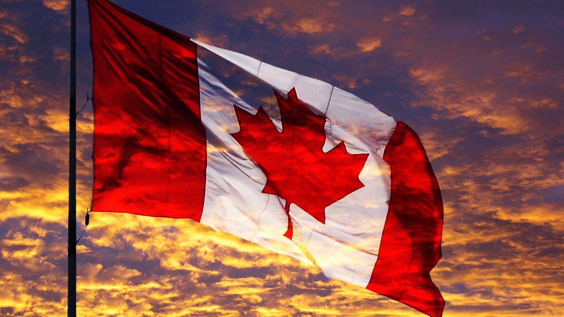 Canada Flag Wallpaper 14