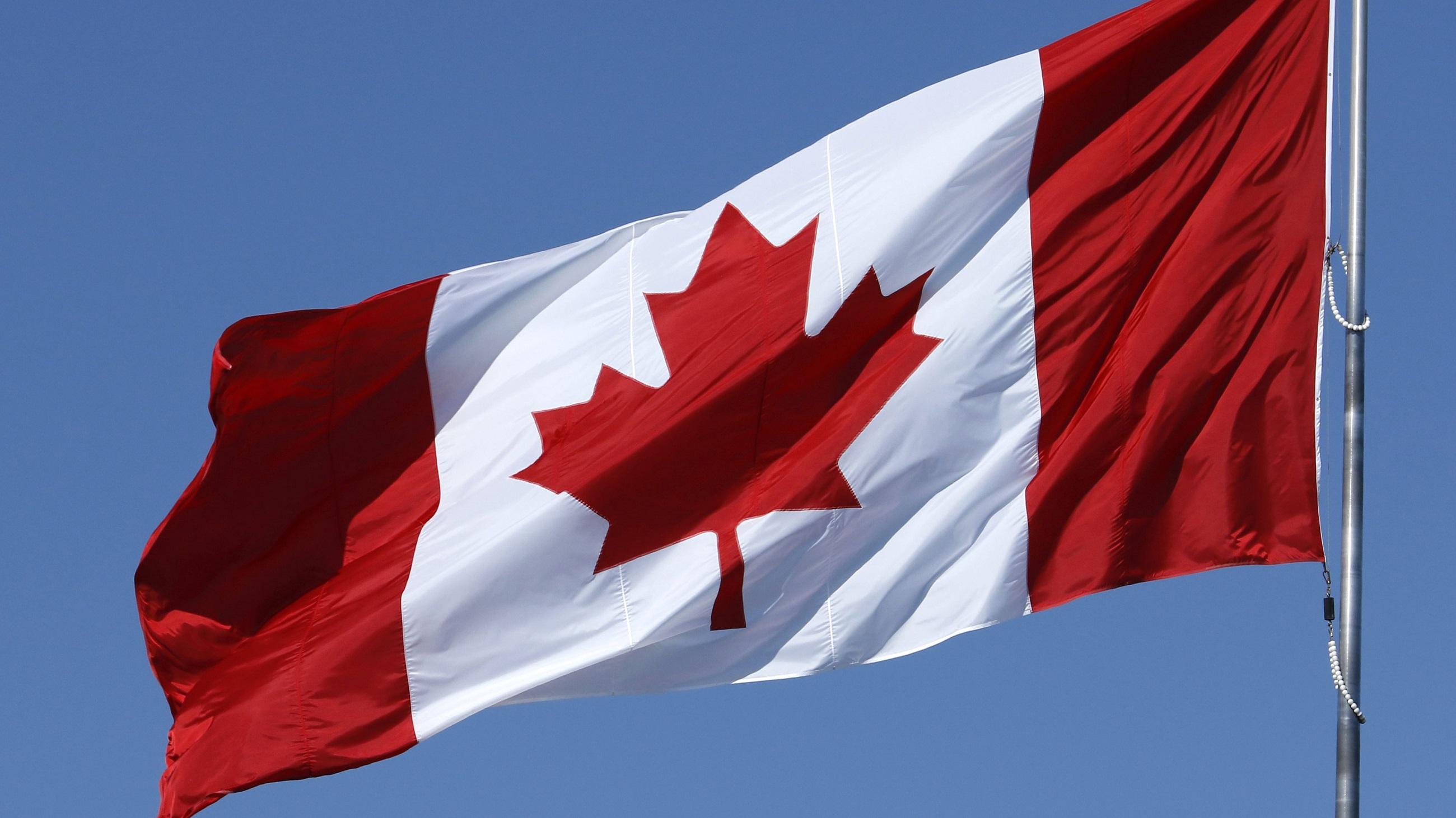 Canada Flag Wallpaper 16