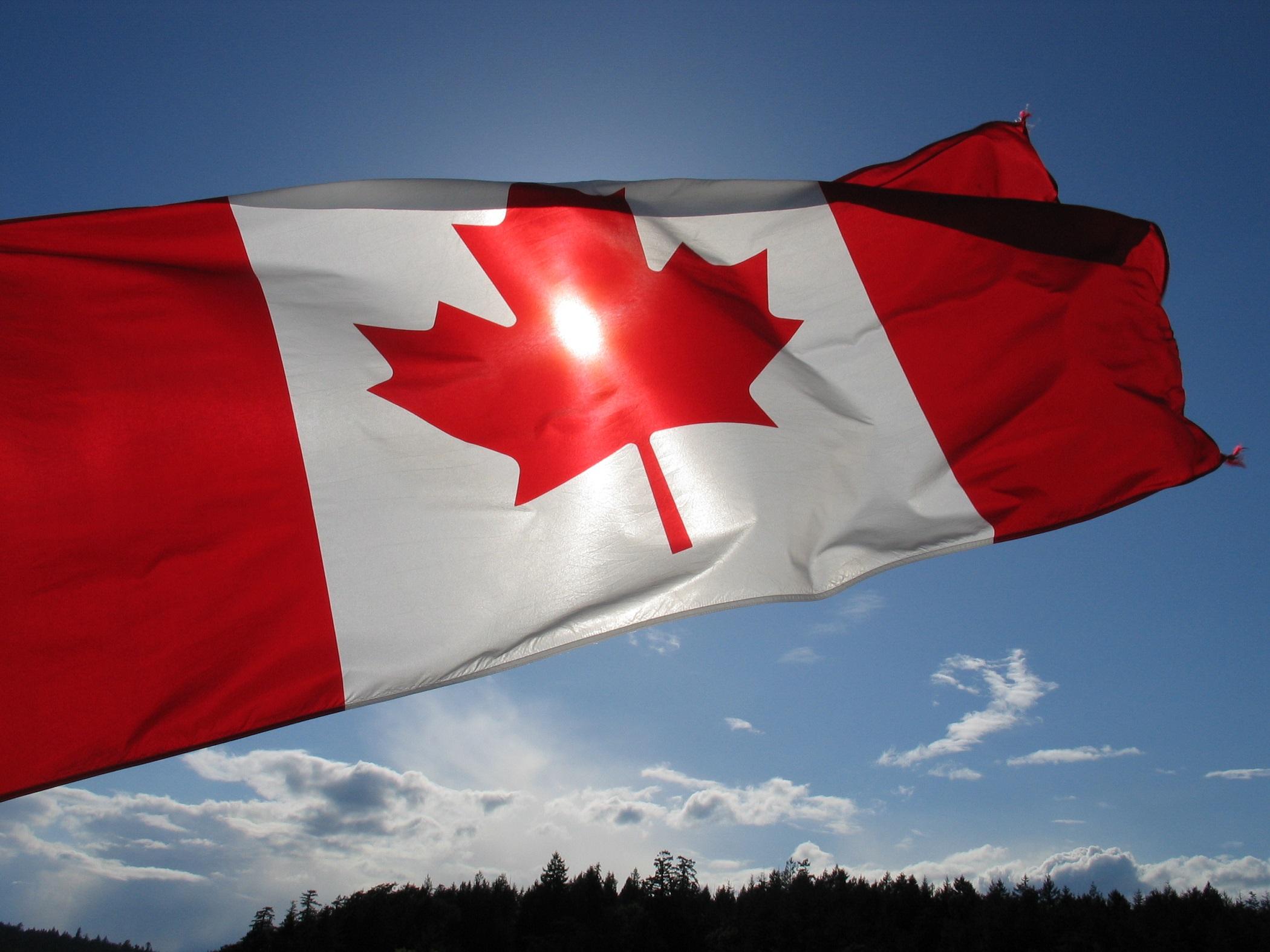 Canada Flag Wallpaper 2