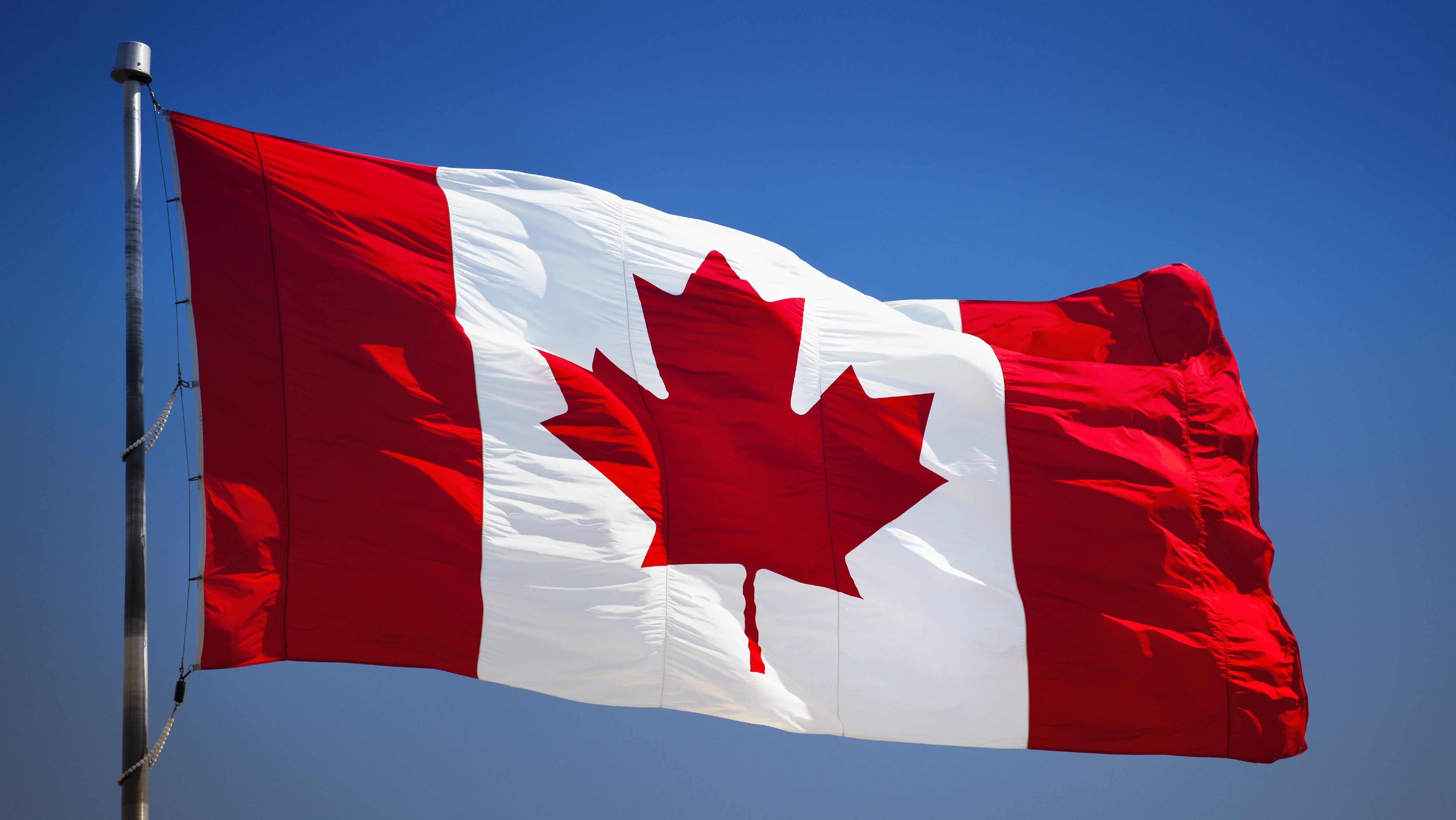 Canada Flag Wallpaper 4