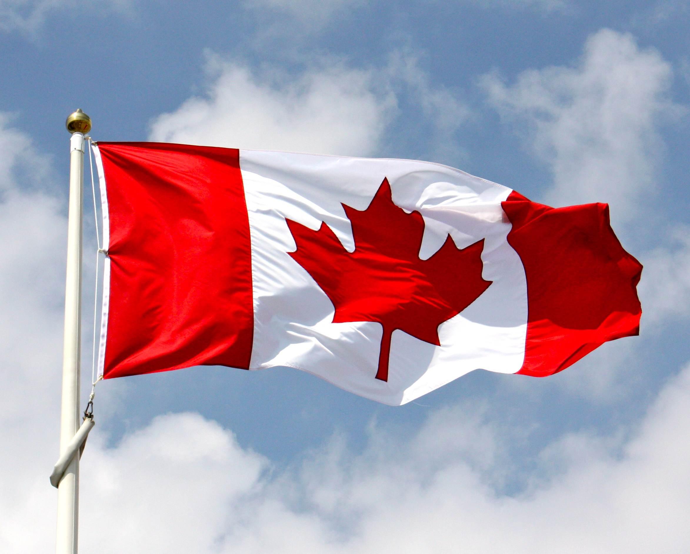 Canada Flag Wallpaper 5