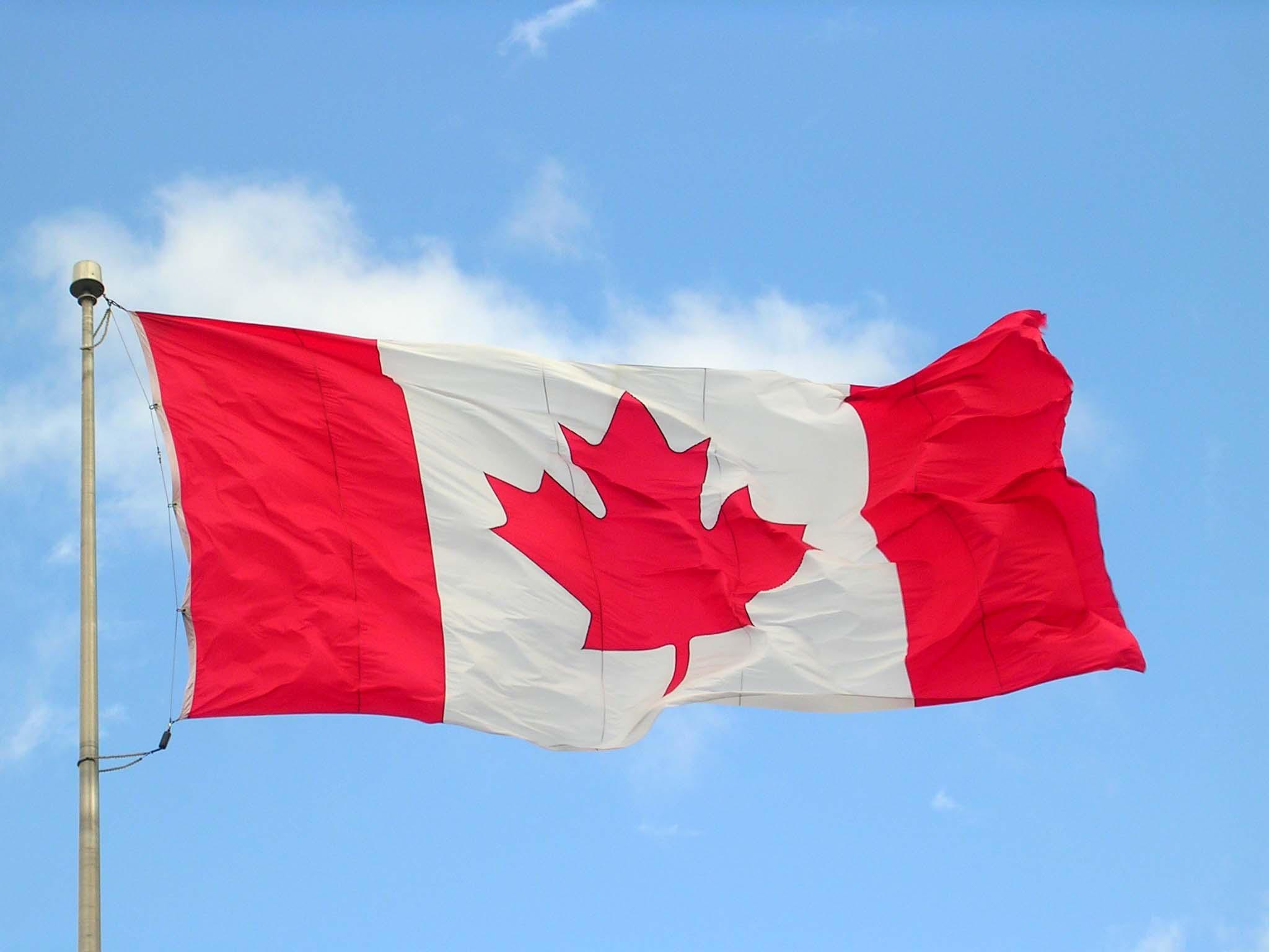 Canada Flag Wallpaper 6