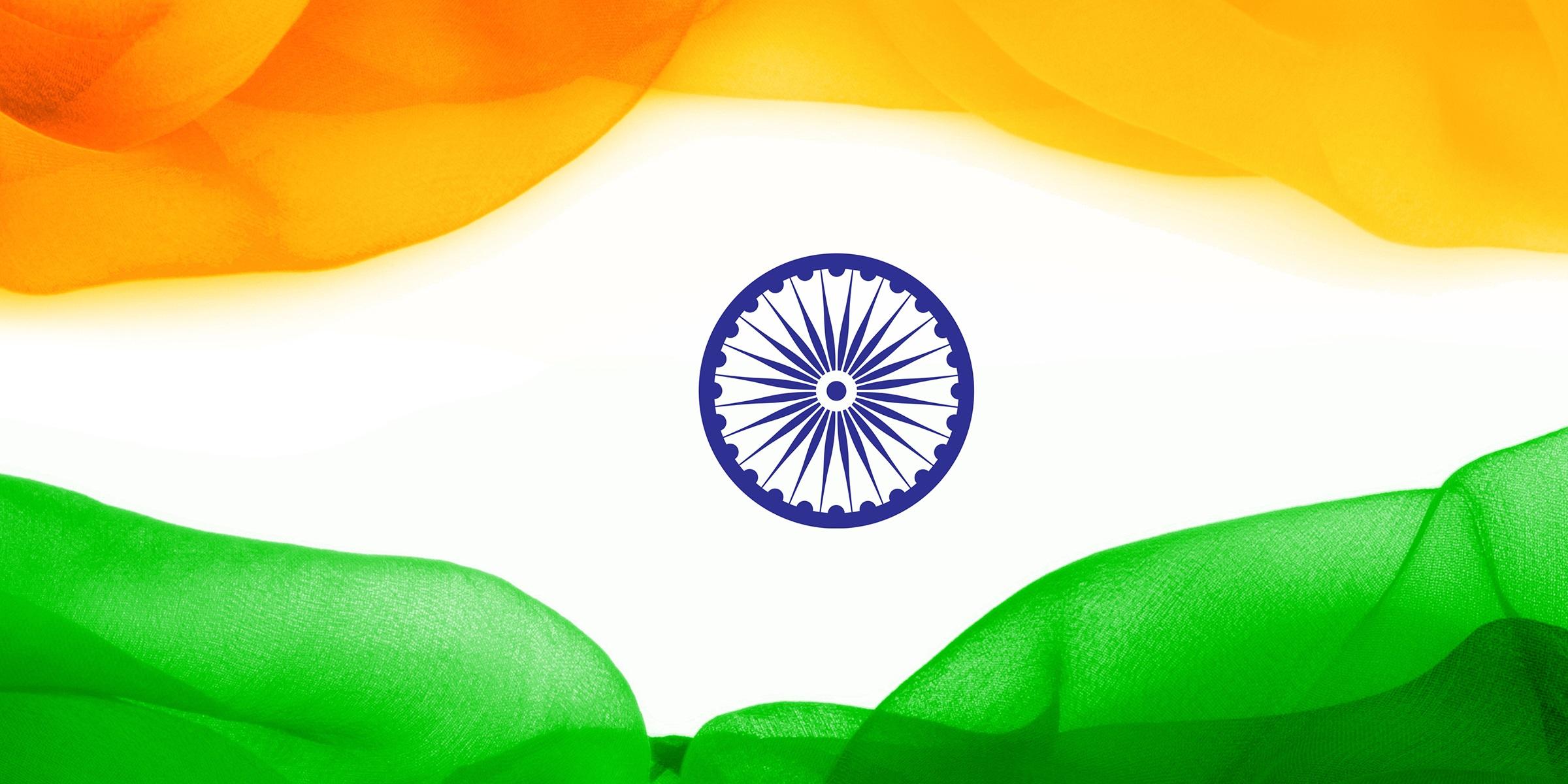 Indian Flag Wallpaper 3