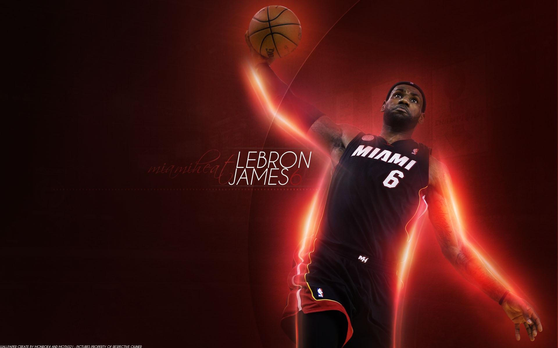LeBron James Wallpaper 1