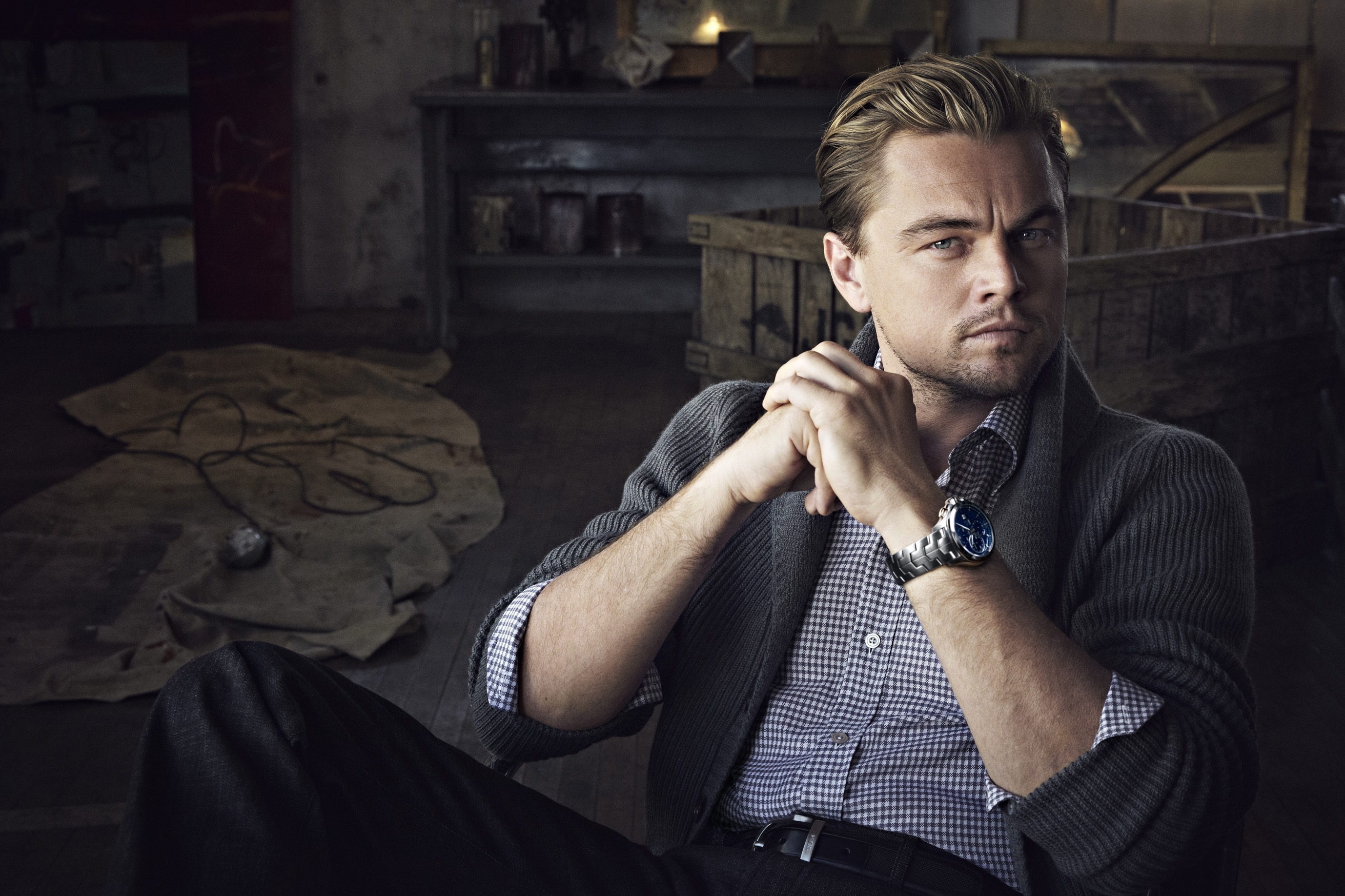Leonardo DiCaprio Wallpaper 2